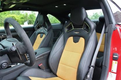 2016 Cadillac ATS-V Interior 1