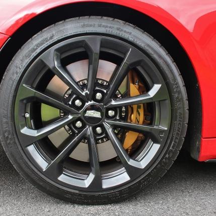 2016 Cadillac ATS-V Wheel