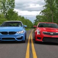 Cadillac ATS-V vs. BMW M3