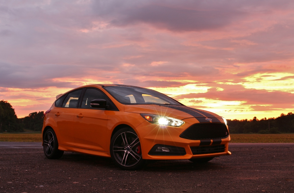 Ford Focus ST 6