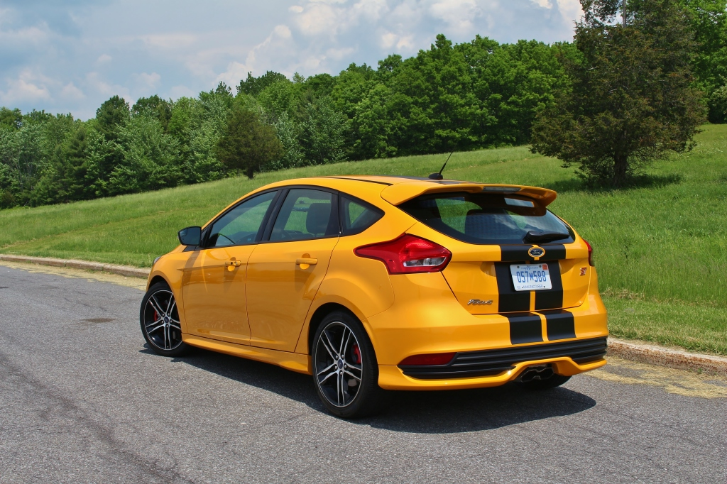 Ford Focus ST 8