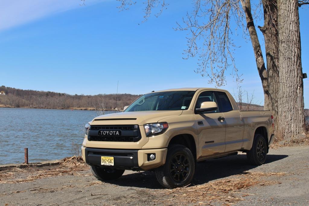 Toyota Tundra TRD Pro 1