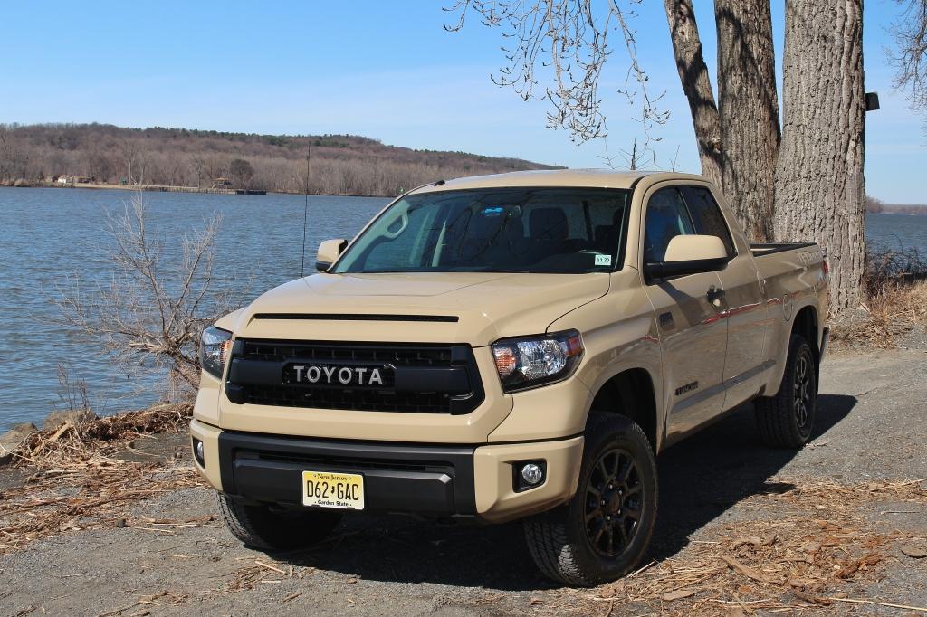 Toyota Tundra TRD Pro 3