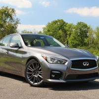 Quick Spin: Infiniti Q50 Red Sport 400