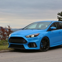 Worth the Wait: 2017 Ford Focus RS