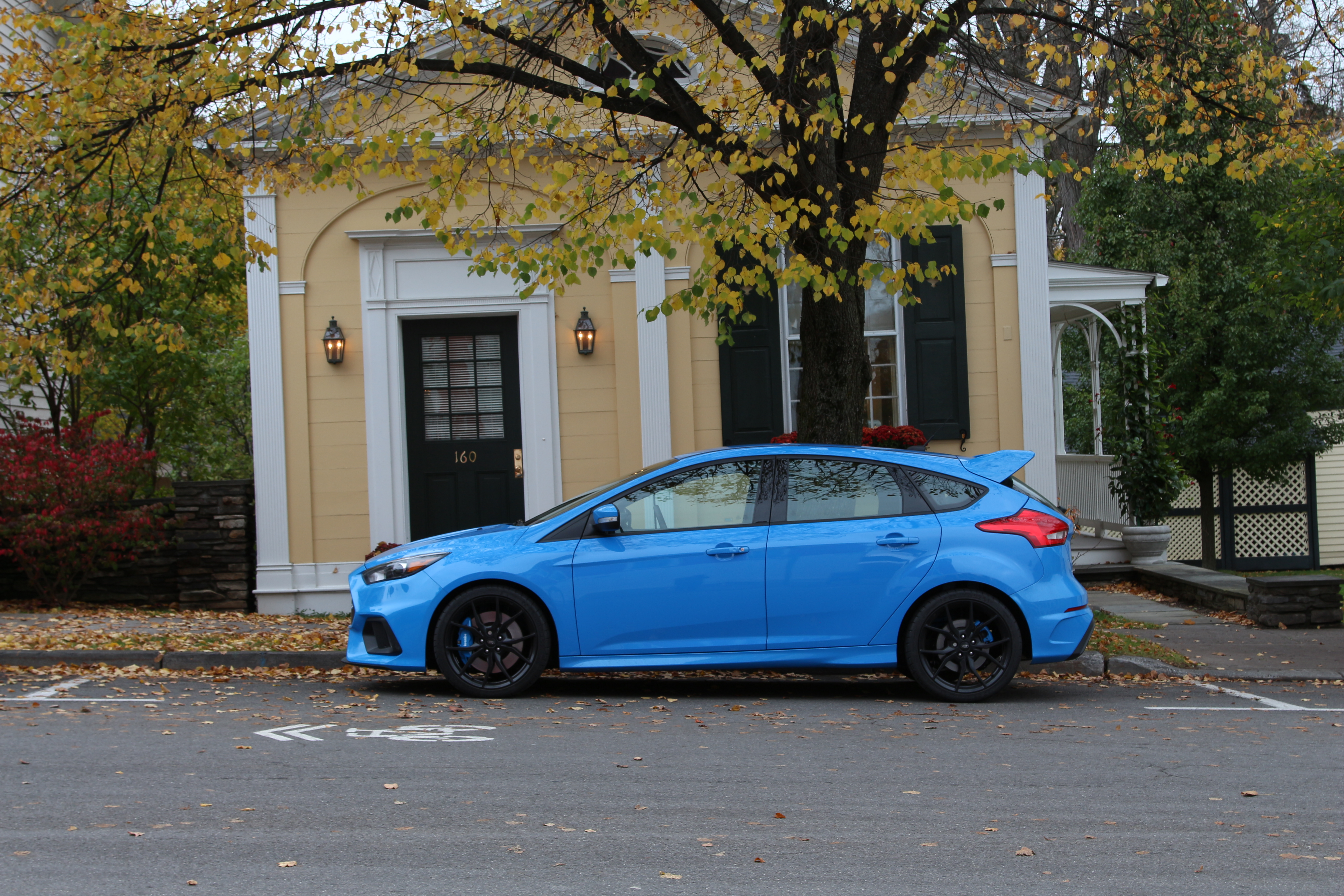 Worth The Wait 2017 Ford Focus Rs Limited Slip Blog