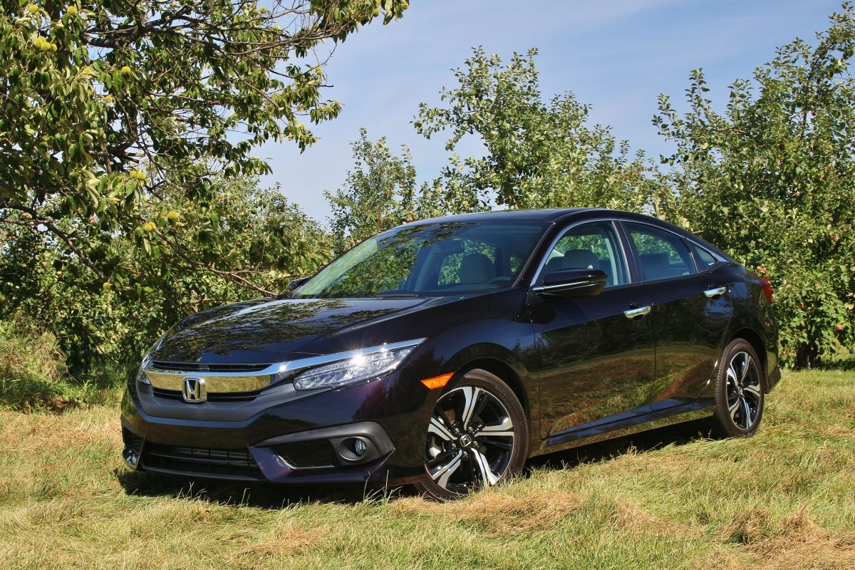 Quick Spin: 2017 Honda Civic Sedan