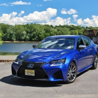 Fast Travel: 2017 Lexus GS F
