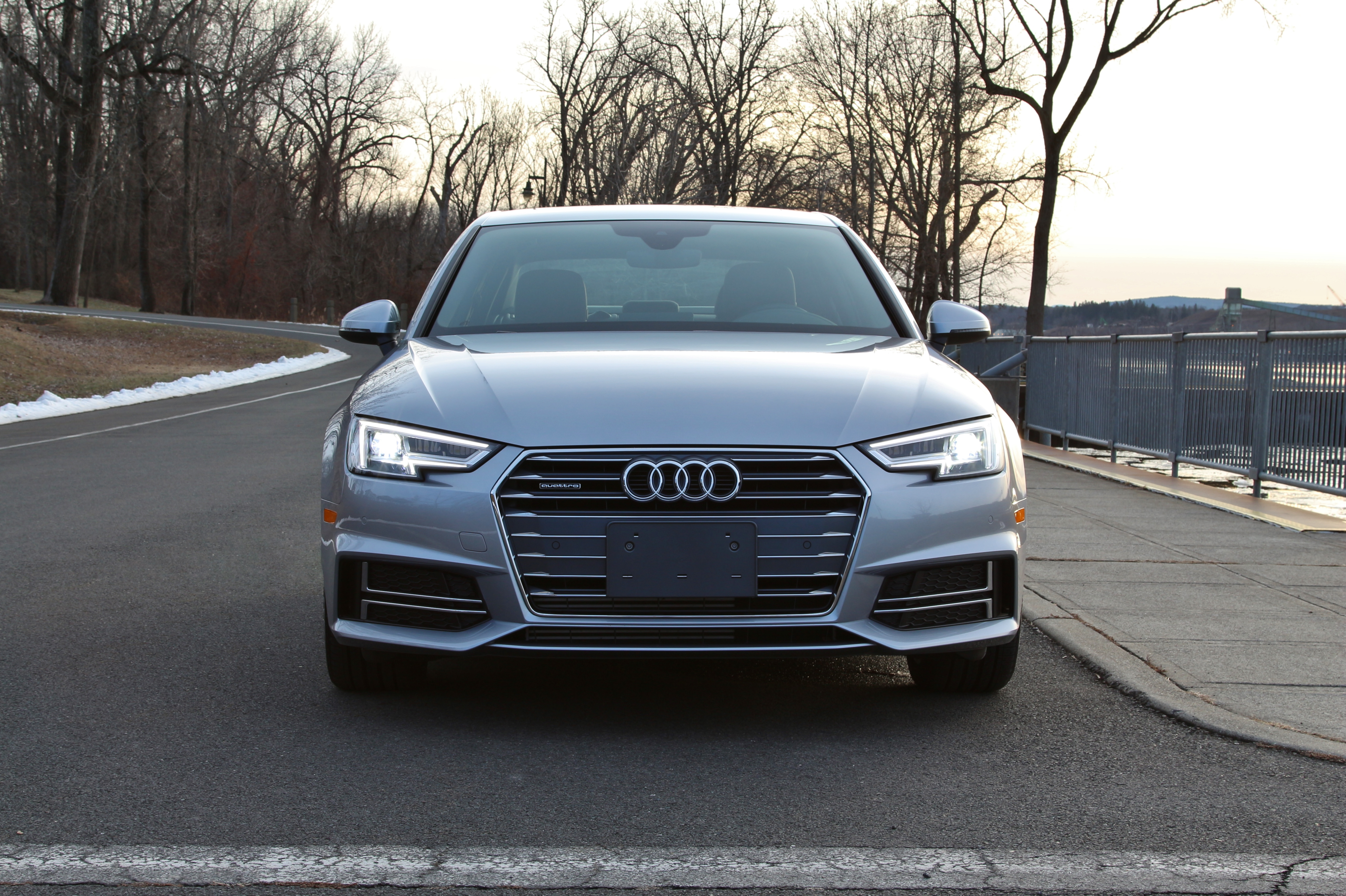2018 audi a4 silver. the a4 looks much better in person than it does photos. it\u0027s as if designers wrapped previous generation a garbage bag and made run laps. 2018 audi silver
