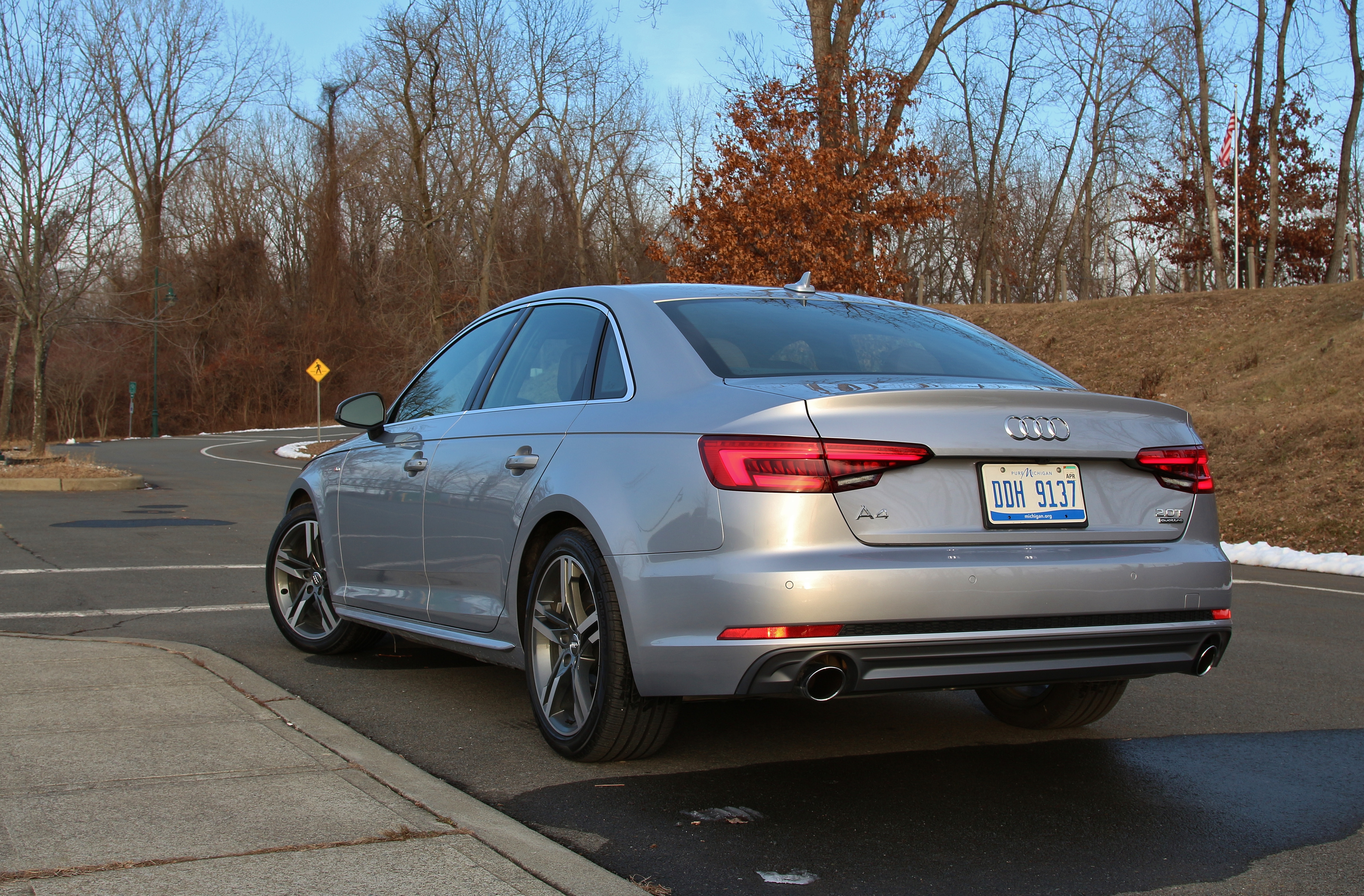 2018 audi a4 silver. once you spend a few days with the new audi a4, this generation becomes easy to spot on road. better than that, you\u0027ll never confuse a4 2018 silver