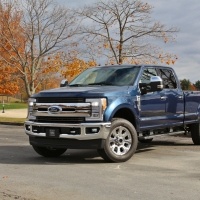 Truckin': 2017 Ford F250 Super Duty