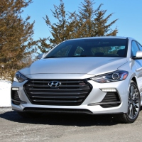 Fully Independent: 2017 Hyundai Elantra Sport