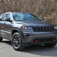 Quick Spin: Jeep Grand Cherokee Trailhawk