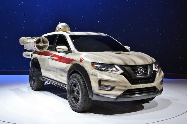Nissan Juke X Wing