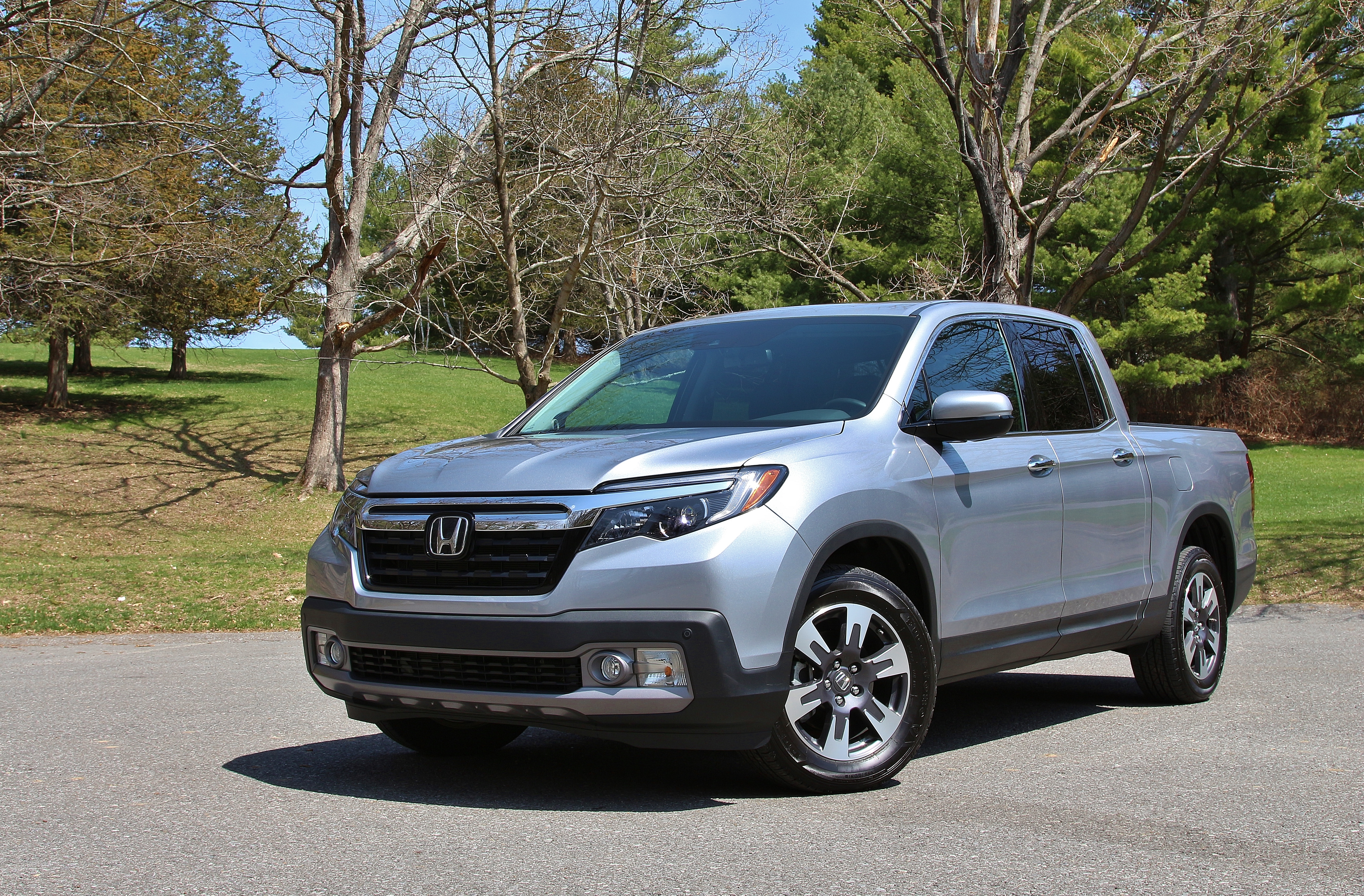 Package Deal 2017 Honda Ridgeline – Limited Slip Blog