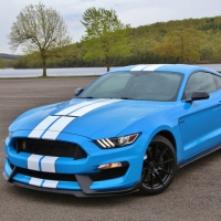 Thoroughbred: Ford Mustang Shelby GT350