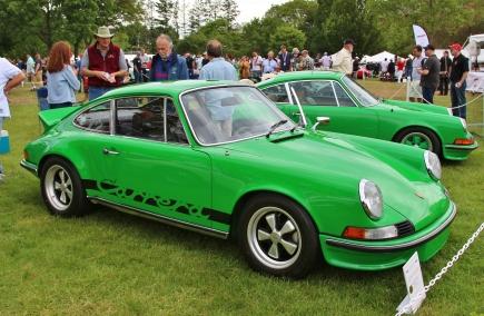 Porsche Carrera 2.7RS