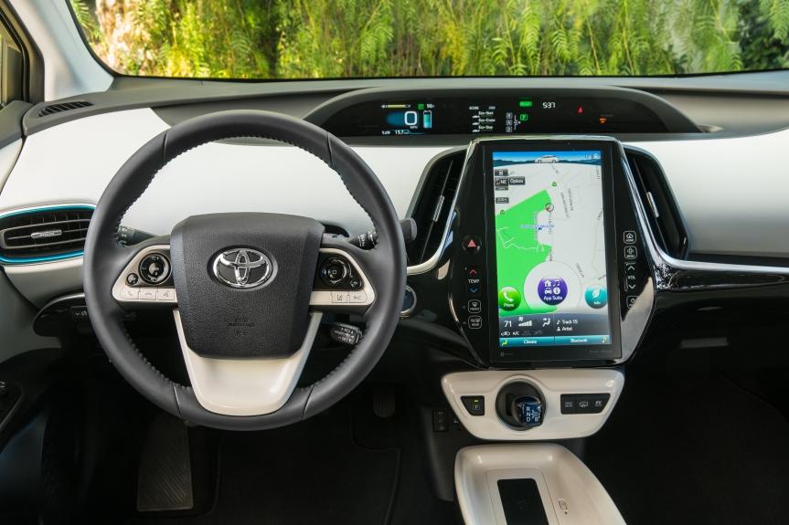 2017 Toyota Prius Prime 5