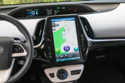 2017 Toyota Prius Prime 7