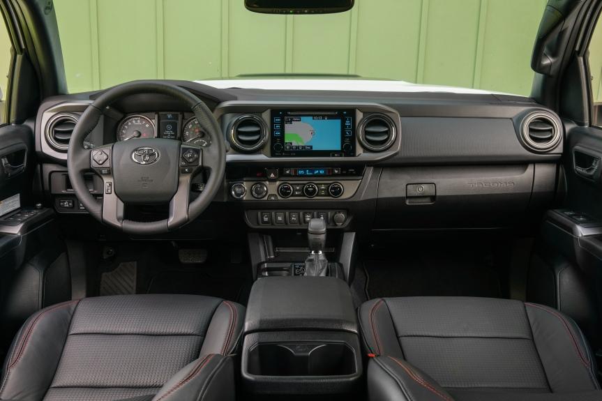 2017 Toyota Tacoma TRD Pro 12