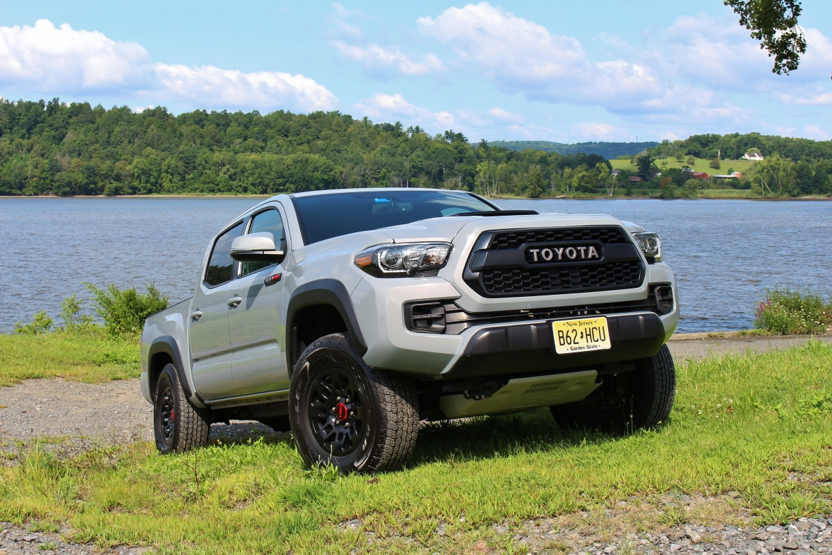 Quick Spin: 2017 Toyota Tacoma TRD Pro