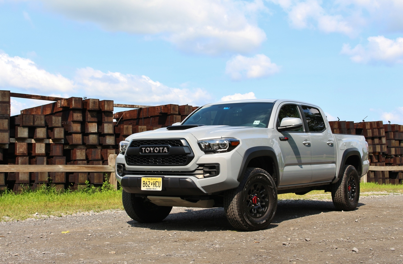 of toyota match to trd pro tacoma mix