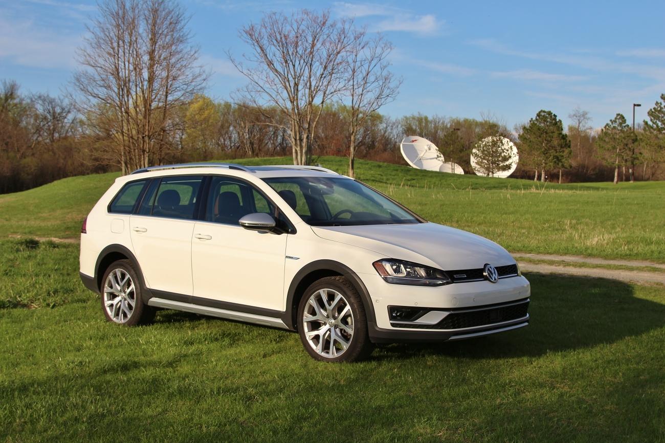 2017 VW Golf Alltrack 5