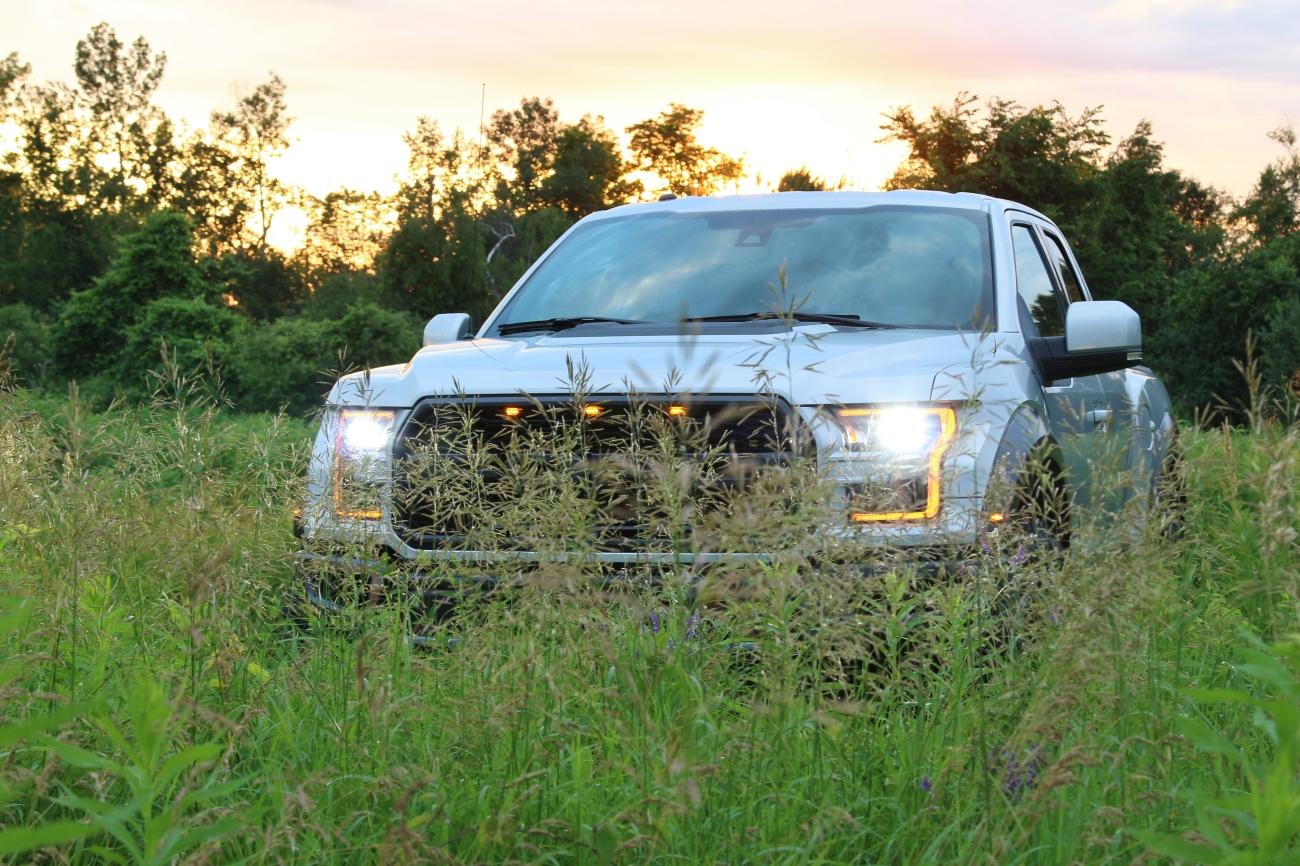 Ford Raptor 12