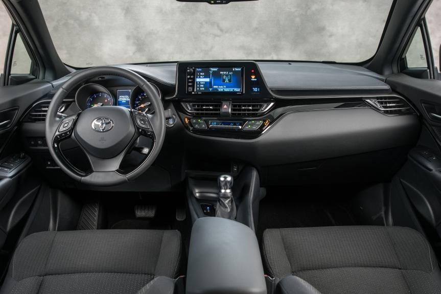 2018 Toyota C-HR 15