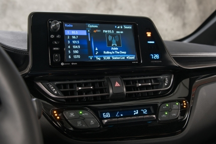 2018 Toyota C-HR 17