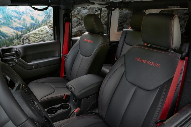 2018 Jeep® Wrangler JK Rubicon Recon