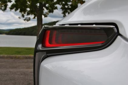 2017 Lexus LC500 11
