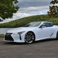 Attention Grabbing: Lexus LC500