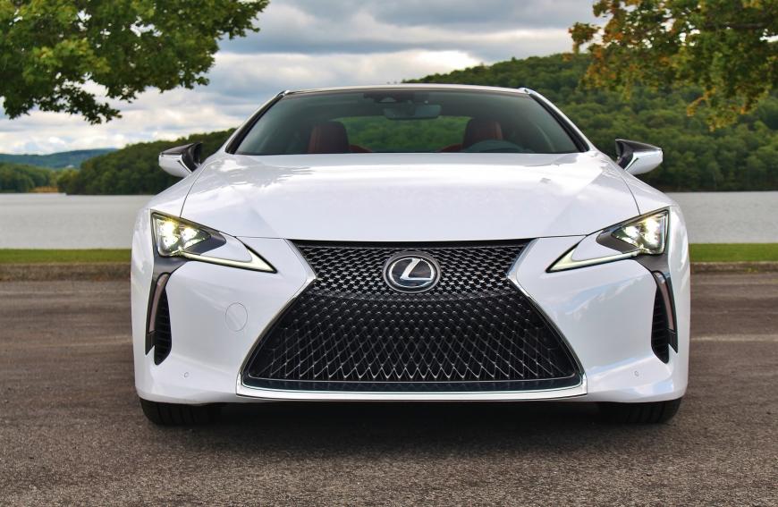 2017 Lexus LC500 5