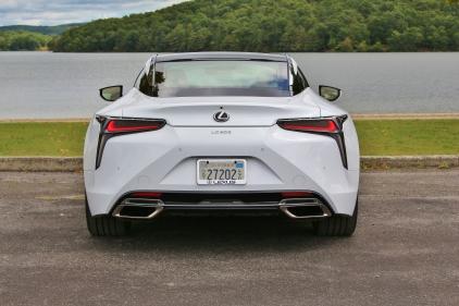 2017 Lexus LC500 8