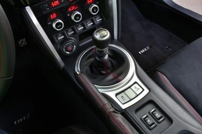 2017 Subaru BRZ Limited 10