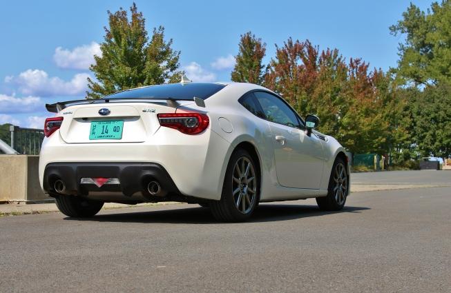 2017 Subaru BRZ Limited 6