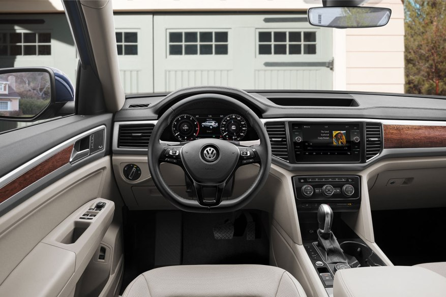 2017 VW Atlas 10