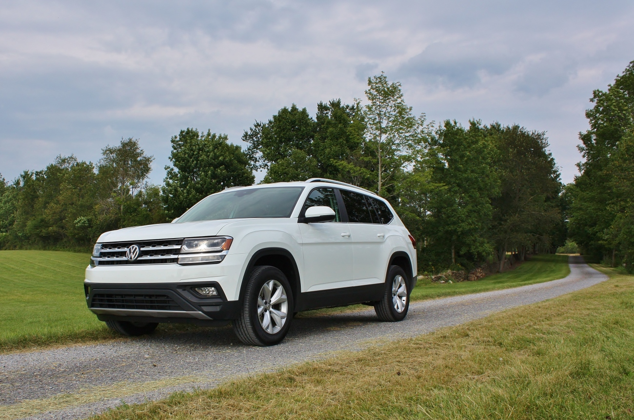 2017 VW Atlas 2