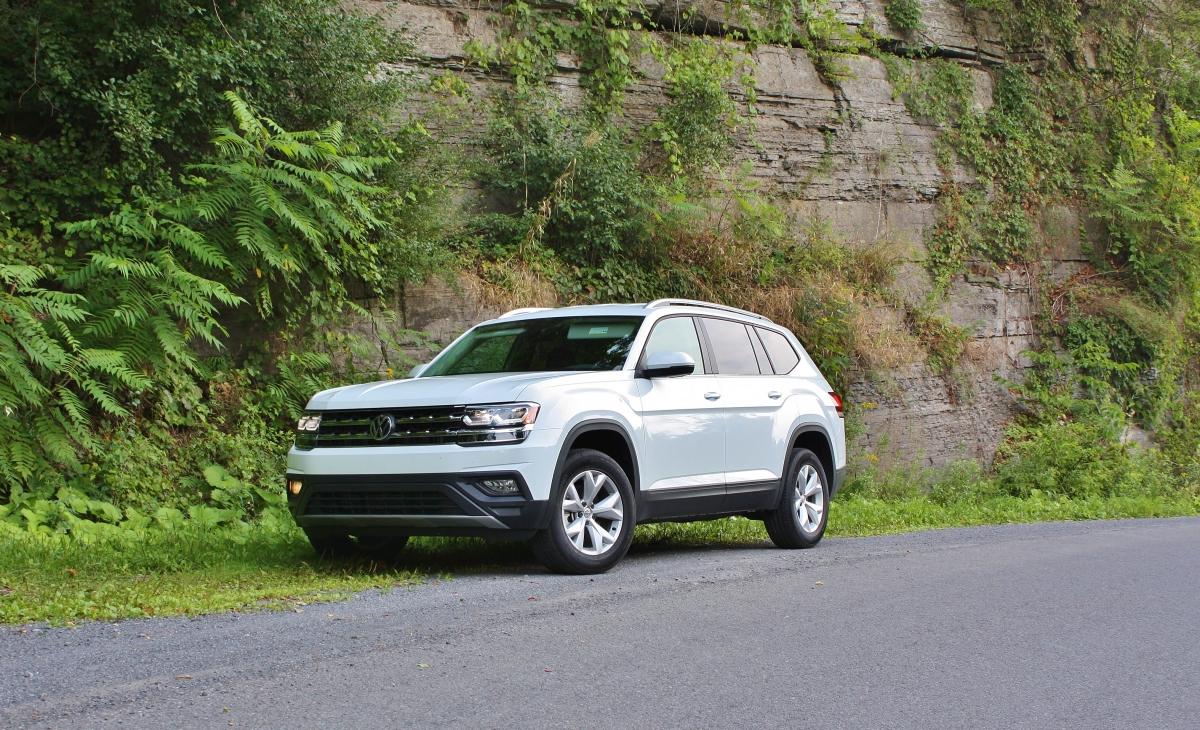 Sophisticated Versatility: 2017 VW Atlas