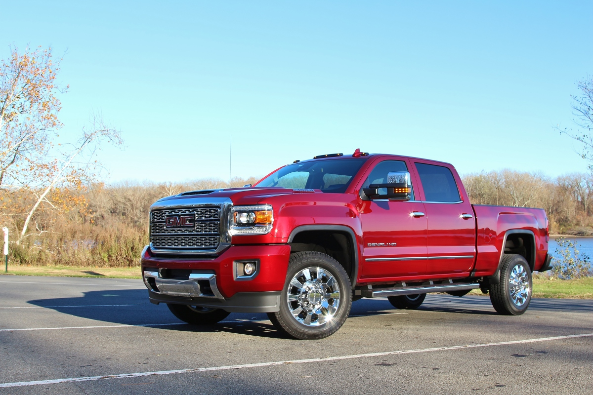 Grand: 2018 GMC Sierra Denali 2500HD