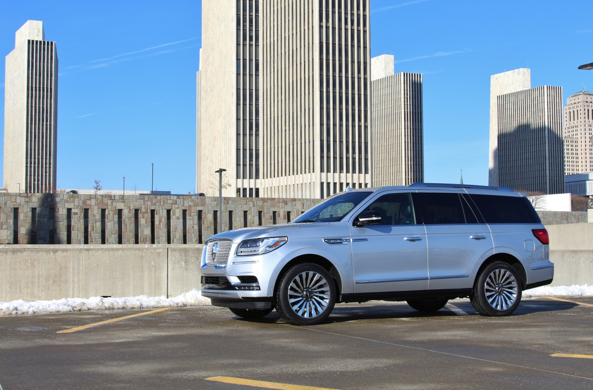 New Heights: 2018 Lincoln Navigator