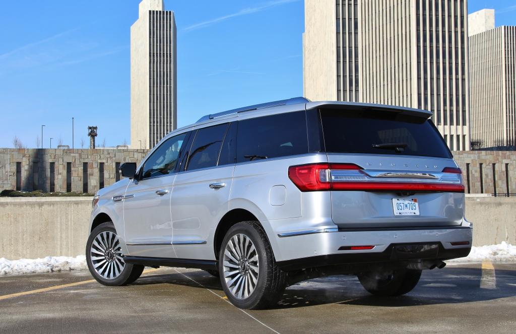 2018 Lincoln Navigator 9