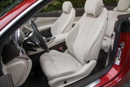 2018 Mercedes-Benz E400 4MATIC Cabrio