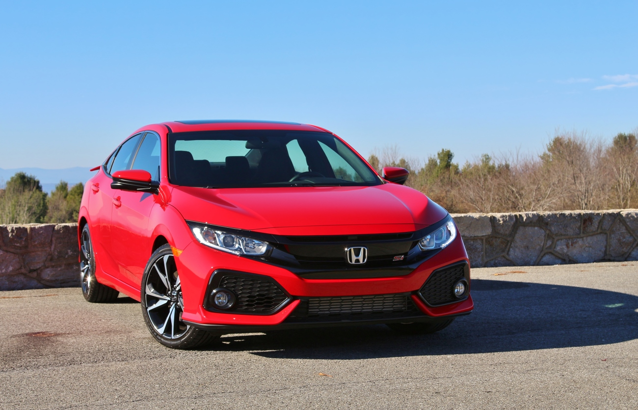 2017 Honda Civic Si 4