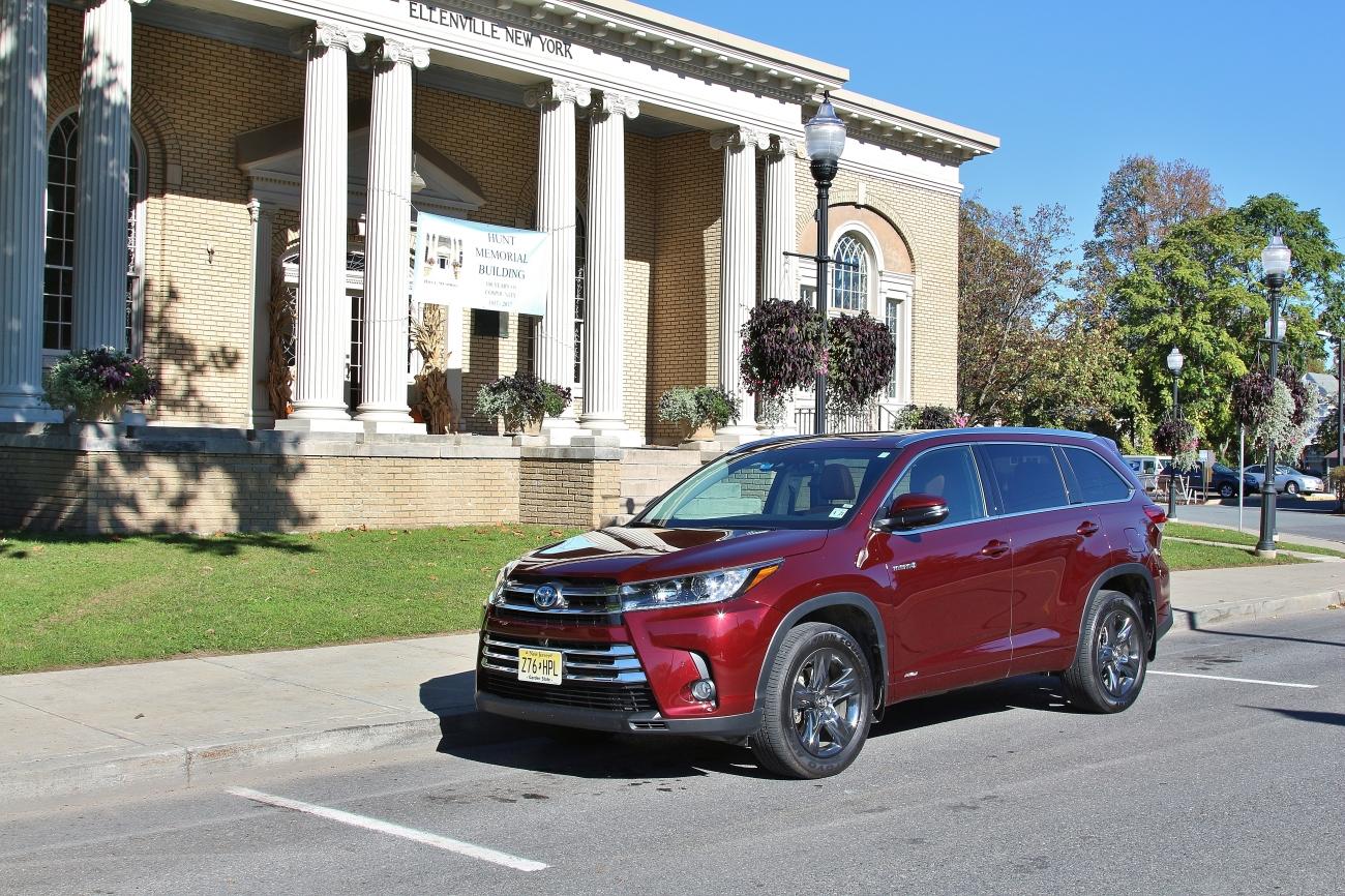 2017 Toyota Highlander Hybrid 2