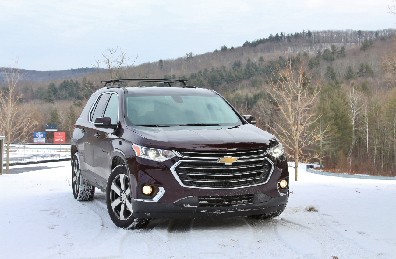 2018 Chevrolet Traverse 3