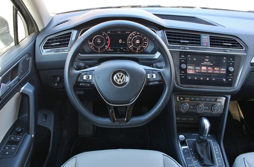 2018 VW Tiguan 9