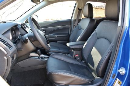 Mitsubishi Outlander Sport 11