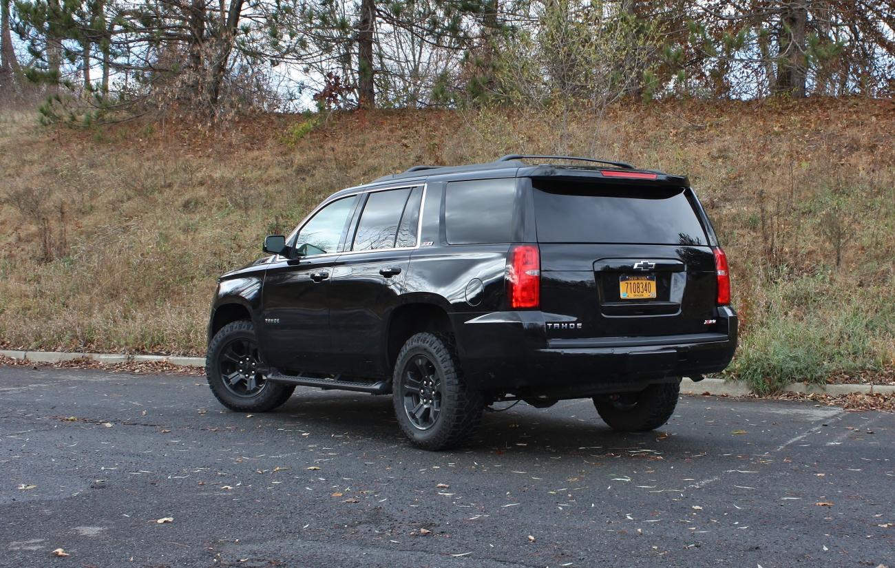 2017 Chevrolet Tahoe 6